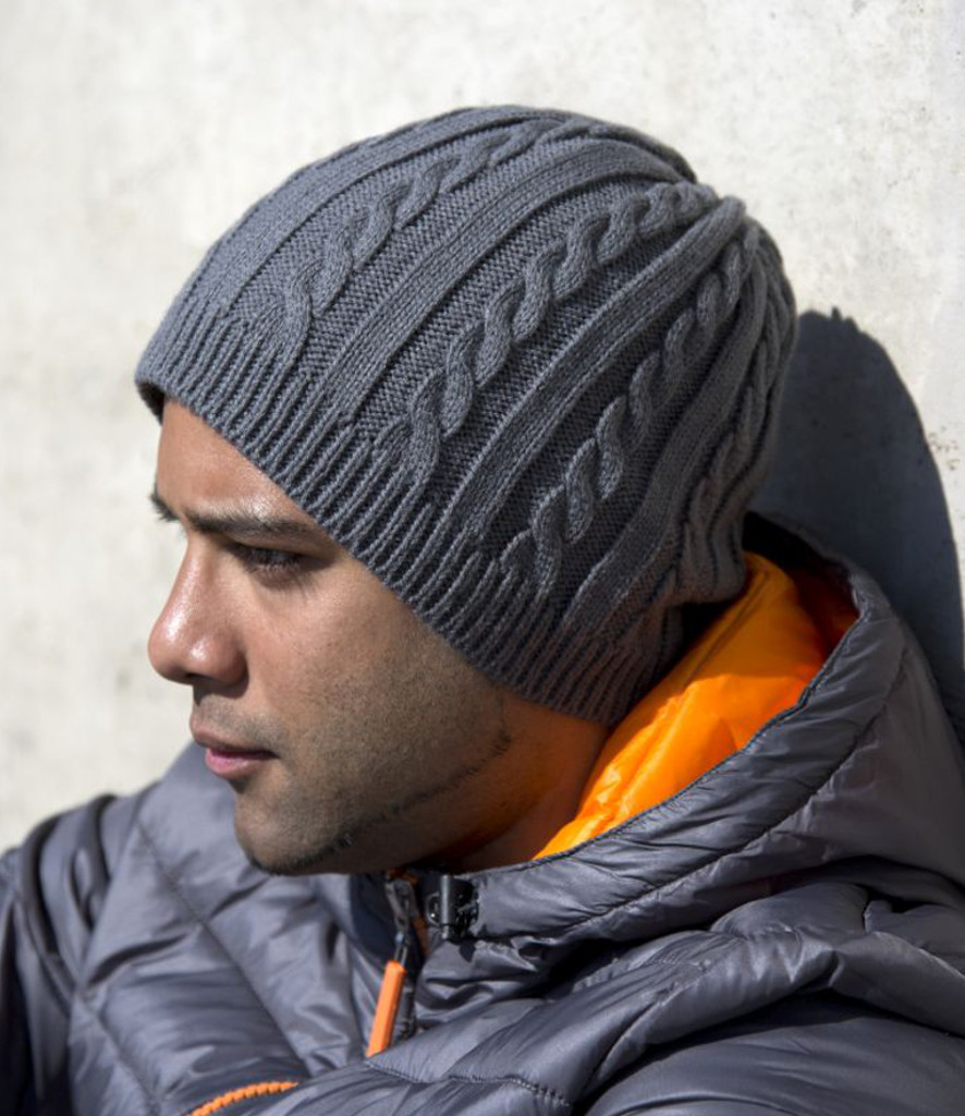 7e102984be7 RS370 - Result Mariner Knitted Hat
